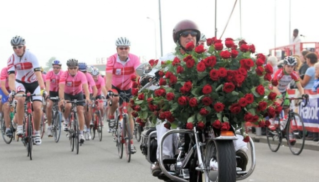 Adamas Inloophuis verkozen tot lokaal doel van de Ride for the Roses Haarlemmermeer 2018