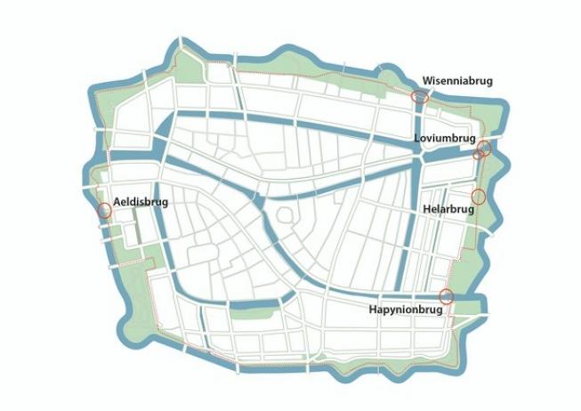 'Duurzaamste Kilometer van Nederland' in Leidse stationsgebied