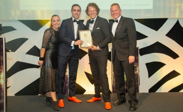 Grand Hotel Huis ter Duin wint 'Best International Venue Award'