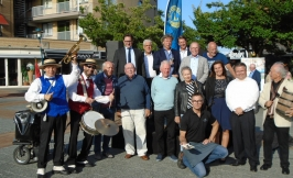 'Haringhappen' levert 5000 euro op voor lokale goede doelen