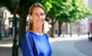 Nieuwe algemeen directeur / gemeentesecretaris gemeente Leiden Mevrouw Pim van Vliet start 1 oktober a.s.