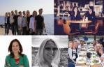 Vrouwelijke ondernemers over