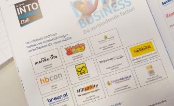 Gouda INTO business verwelkomt 11 nieuwe Business Clubleden