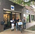 Alphens.nl viert zevenjarig bestaan in nieuw kantoorpand