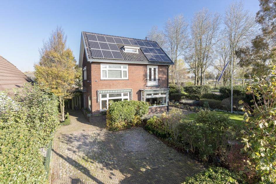 Bijzondere vrijstaande villa te koop in nieuw vennep for Bijzondere huizen te koop