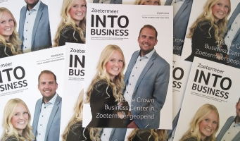 De Raad opent in Zoetermeer haar tiende Crown Business Center