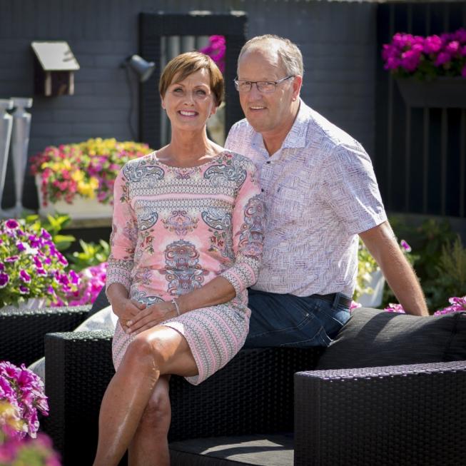 Verliefd, verloofd, getrouwd en in bedrijf: Voshol Interieurconcepten