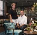 Verliefd, verloofd, getrouwd en in bedrijf: Hotel Villa Flora