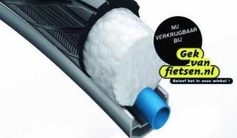 Schwalbe Airless System: nooit meer een lekke fietsband!  Nu als eerste verkrijgbaar bij Gek van Fietsen.nl