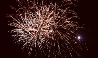 Finale Internationaal Vuurwerkfestival - Scheveningen