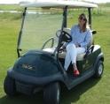 Een dag uit het leven van Cleo Prudon: Golfbaan Bentwoud