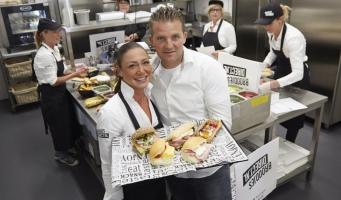 Een dag uit het leven van Hans van Rijn: Broodjes Direct