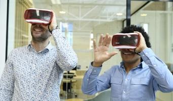 Ondernemers helpen ondernemers digitaliseren