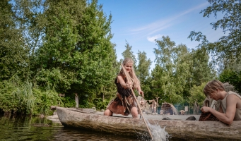 Prehistorisch Weekend