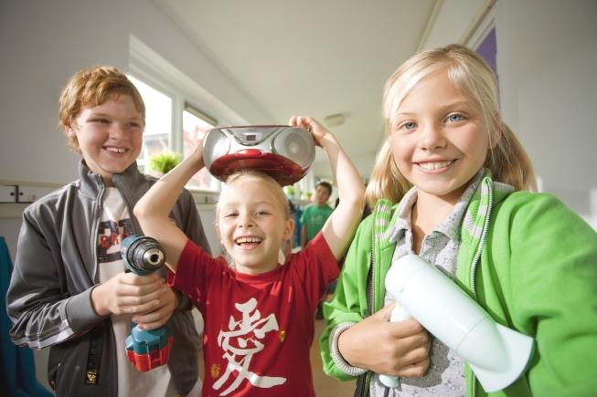 Kentallis Onderwijs gaat voor gouden sterren met Wecycle-inzamelactie