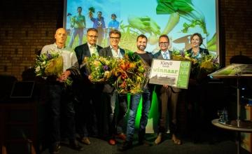 Kievit winnaar van duurzaamheidsprijs