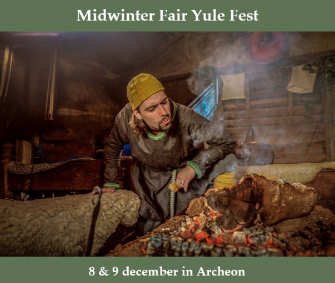 16de Midwinter Fair, Yule Fest bij Archeon
