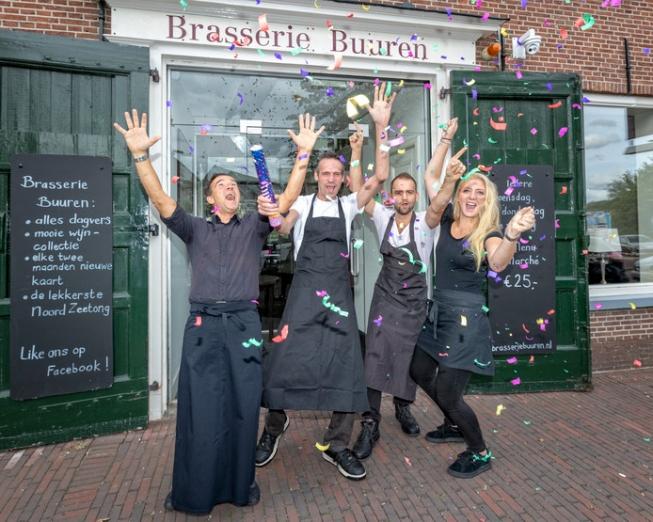Alphens restaurant Brasserie Buuren te koop