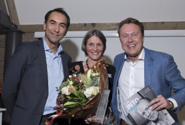 Lancering wintereditie Leiden INTO business