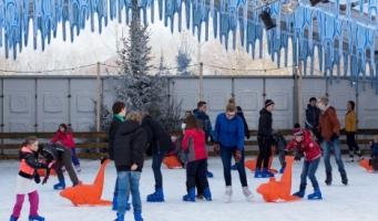 Vier de Winter in Archeon