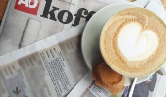 Mooie cijfers voor Alphense zaken in de AD Koffietest