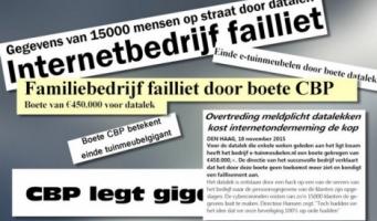 N. van Es management & Advies adviseert Alphense ondernemers over Privacywetgeving
