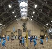 Hét indoorstrand waar inspanning en ontspanning samenkomen