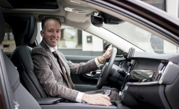 Chris Jaeger verzorgt uw exclusief vervoer