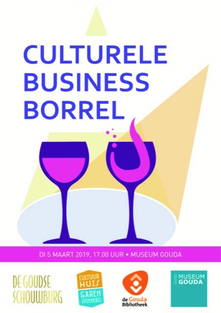 Culturele Business Borrel