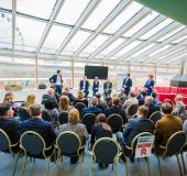 De Pier in 2018 zeer in trek als evenementen- en congreslocatie