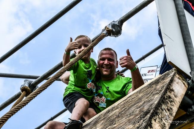 Twee dagen obstakels trotseren bij Obstacle Run Alphen