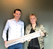 Tilly van der Knaap nieuwe voorzitter Oostlanddag