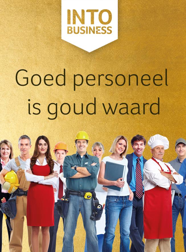 Goed personeel is goud waard