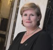 Wethouder Yvonne van Delft vertelt over de plannen van het Leidse college