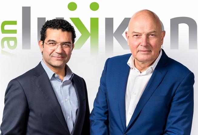 Youssef Eddini managing partner bij Van Luyken
