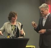 Rob Donninger krijgt erepenning Alphen