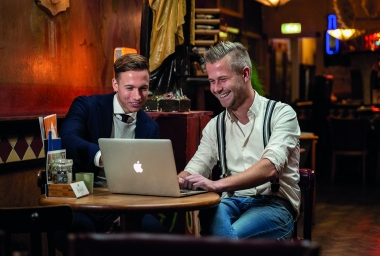 Grand Café Central investeert in de toekomst