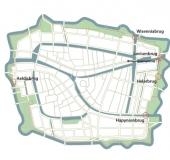 Start bouw bruggen Singelpark
