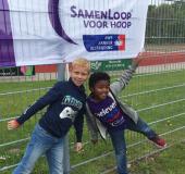 De KinderLoop van SamenLoop voor Hoop Zoetermeer is op 23 juni 2019