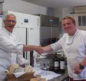 Jeffrey Duivenvoorden is de nieuwe eigenaar Van Vliet Catering