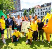 Negen wethouders regio Haaglanden zetten zich in voor gehandicaptensport