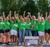 SamenLoop voor Hoop Zoetermeer levert 135.774 euro op voor KWF Kankerbestrijding