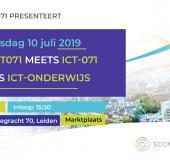 ICT-netwerk regio Leiden ontmoet elkaar
