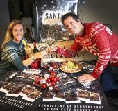Kerstpakket én kerstevent in één keer geregeld