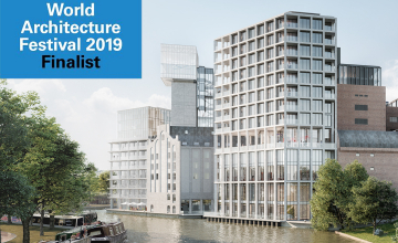 Studio Akkerhuis behaalt met De Meelfabriek finale World Architecture Festival 2019