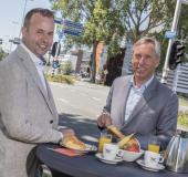 Miljoenenontbijt zet ondernemers op de troon