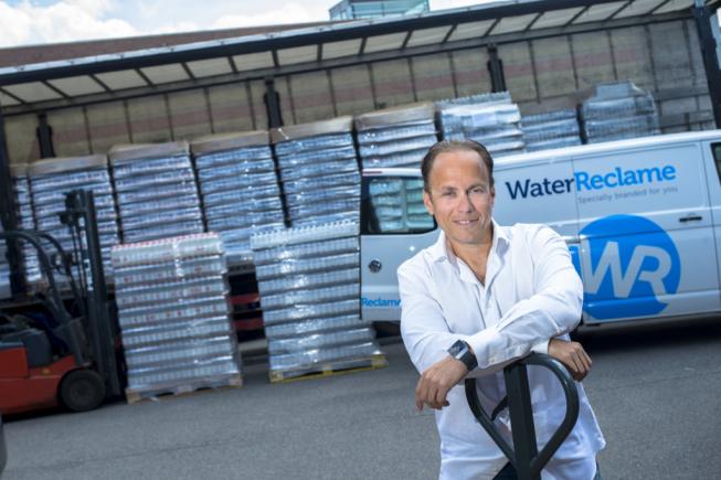Duurzame Waterreclame