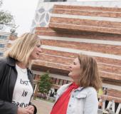 Mincke Pijpers interviewt Corine van Impelen