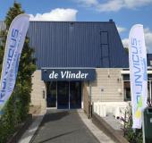 Sporthal De Vlinder weer open