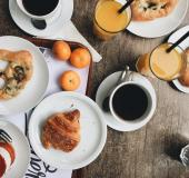 Ontbijtbijeenkomst Huys Dever in Lisse over de miljoenennota i.s.m. CROP